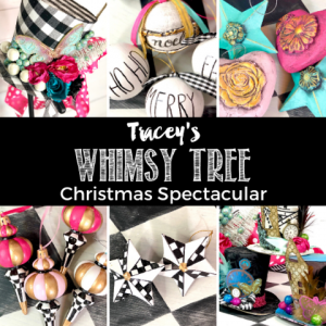 Art of Fancy Whimsy Tree Christmas Spectacular Tutorial