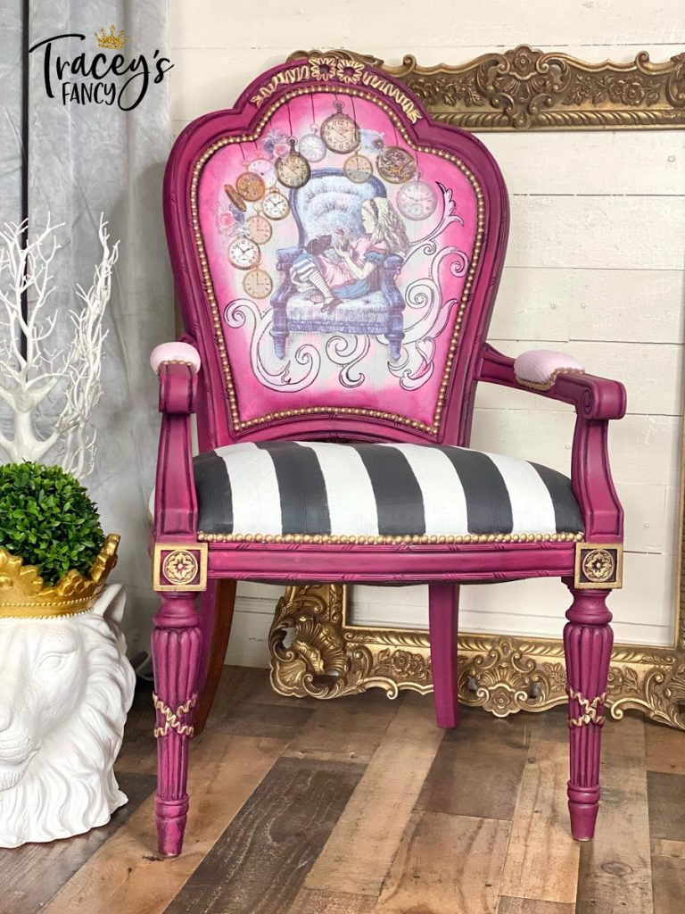 Full Alice Chair Front