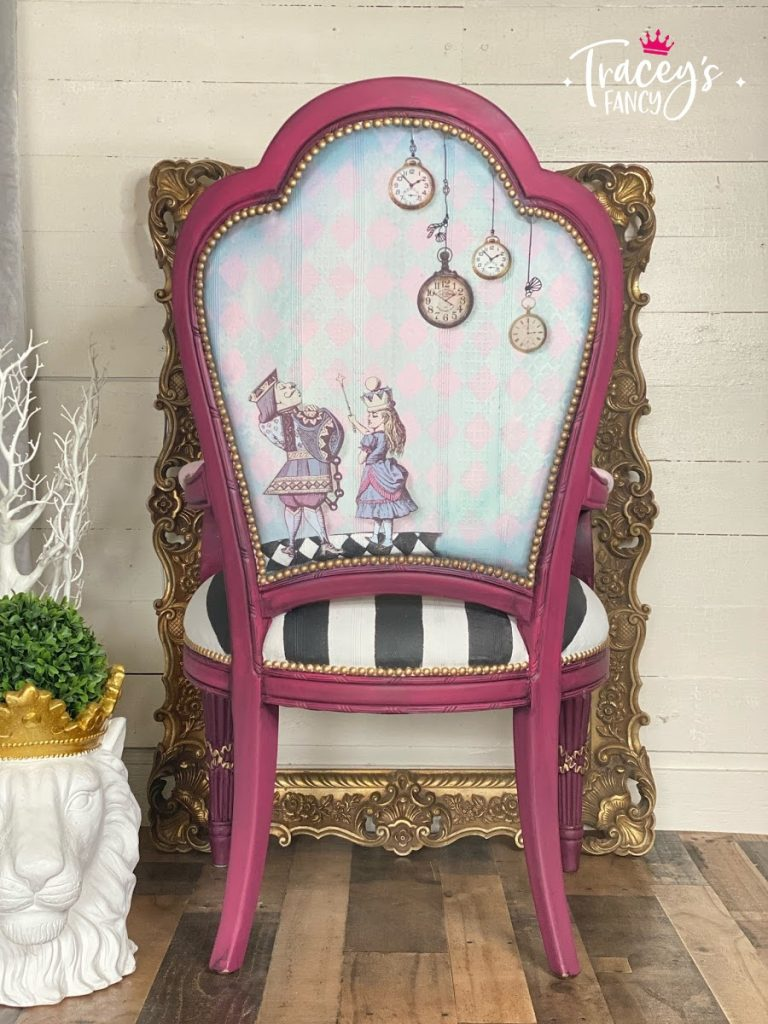 Alice Chair back