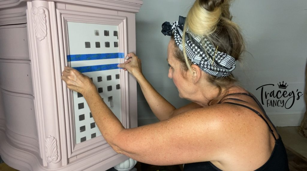 How-to for Checkerboard by Tracey's Fancy